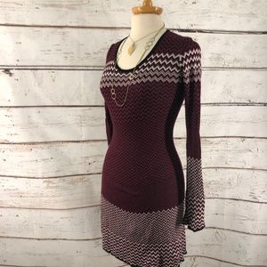 CeCe Knit Sweater Dress